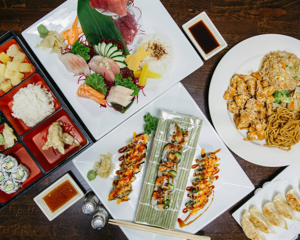 Order Tokyo Sushi & Hibachi Delivery Online | State College | Menu & Prices  | Uber Eats