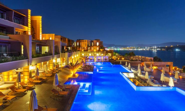 Caresse, a Luxury Collection Resort and Spa, Bodrum, Turkey