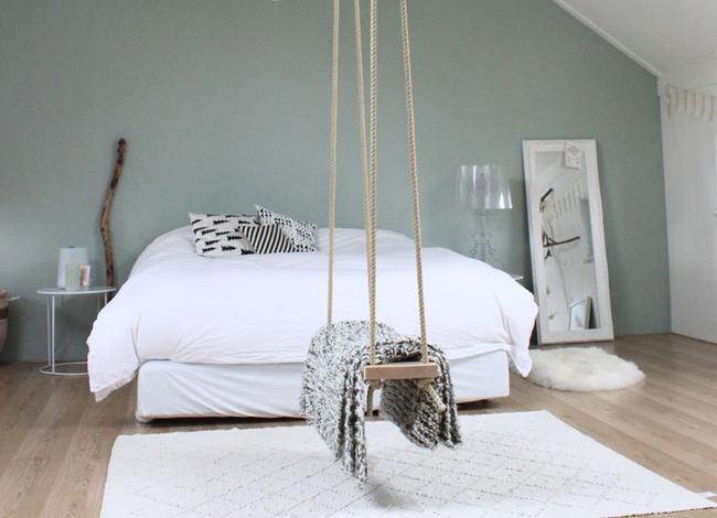 Schommel In Kinderkamer : 10 x een schommel in huis mét doe het zelf interiorqueen