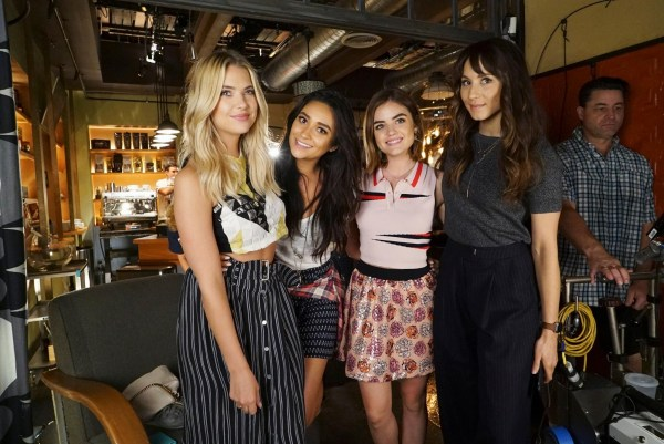 'Pretty Little Liars' spoilers: Girls plot to take down ...