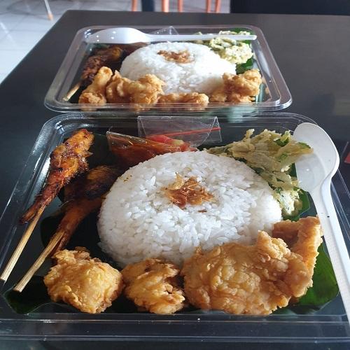 Rice Box Klampis Ngasem Food Delivery Menu Grabfood Id