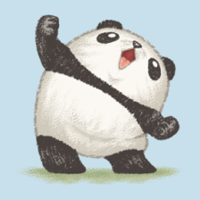 Panda joy of the victory Shirts