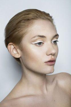 Image result for l'oreal  white eyeliner