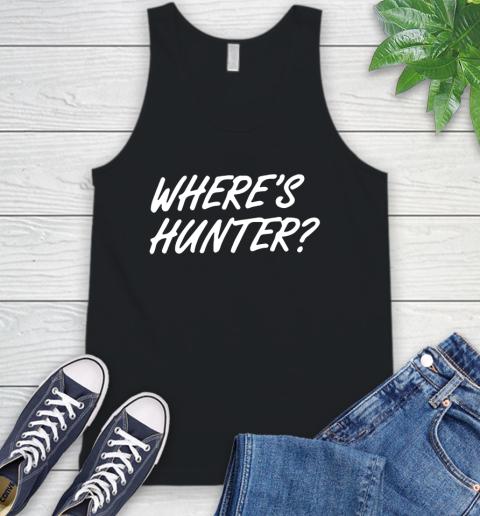 Where Is Hunter Tank Top