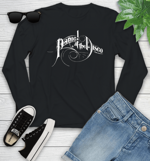 Panic At The Disco Youth Long Sleeve