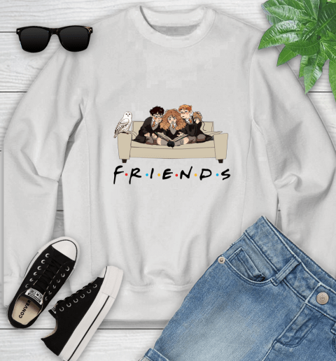 Harry Potter Ron And Hermione Friends Shirt Youth Sweatshirt