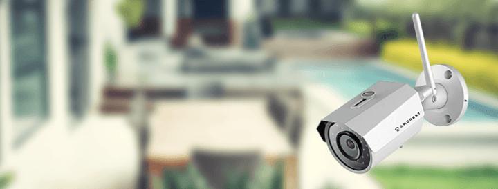 amcrest dış mekan kamera