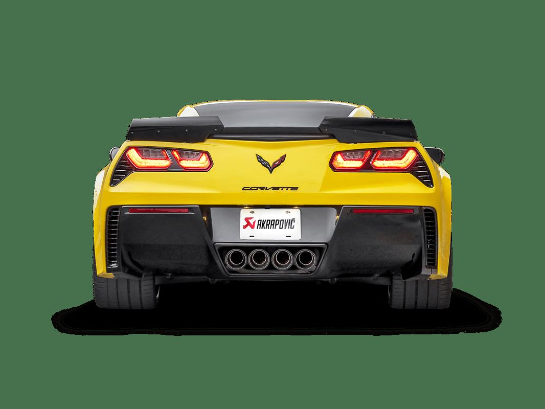 chevrolet corvette z06 c7 2018