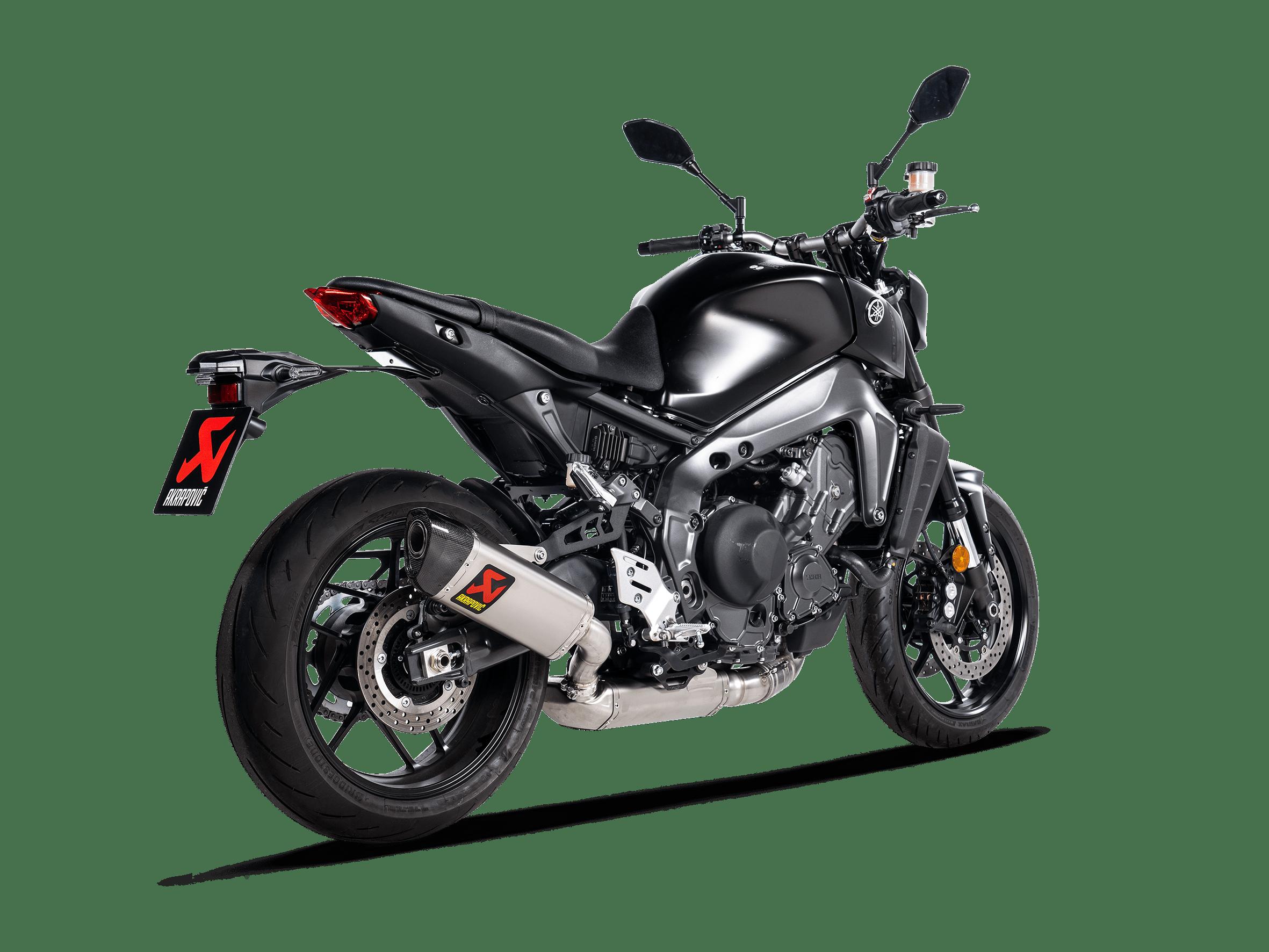 yamaha mt 09 fz 09 2021 racing line
