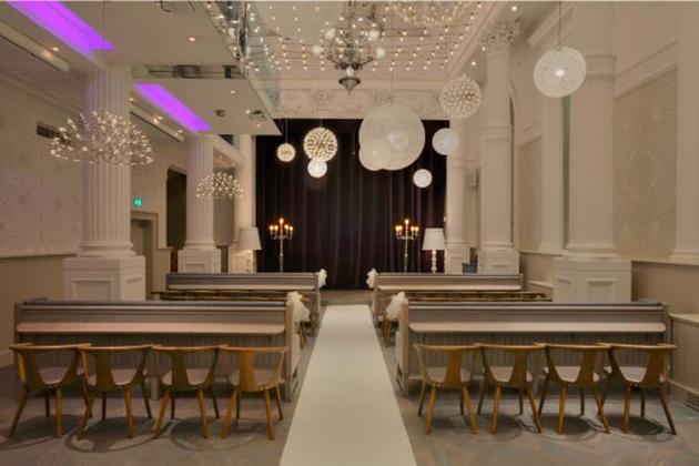 Corinthian Club Glasgow weddings