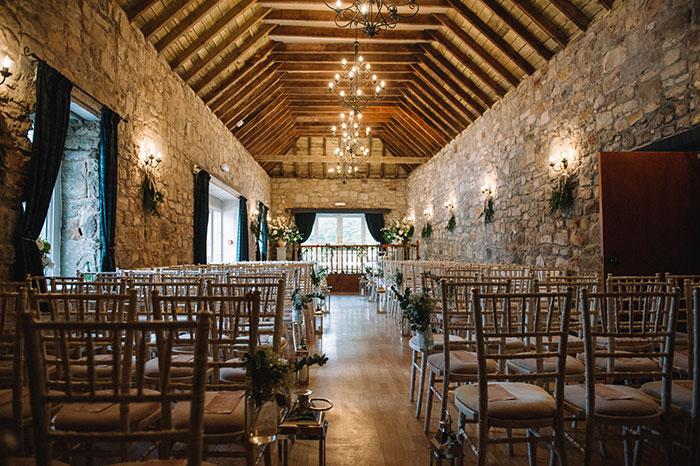 The Barn At Harburn Scottish Wedding Directory