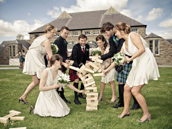 Surprise wedding entertainment ideas scottish wedding directory junglespirit Image collections