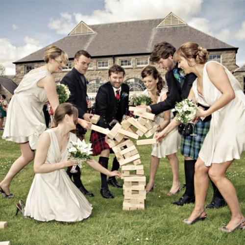 surprise wedding entertainment