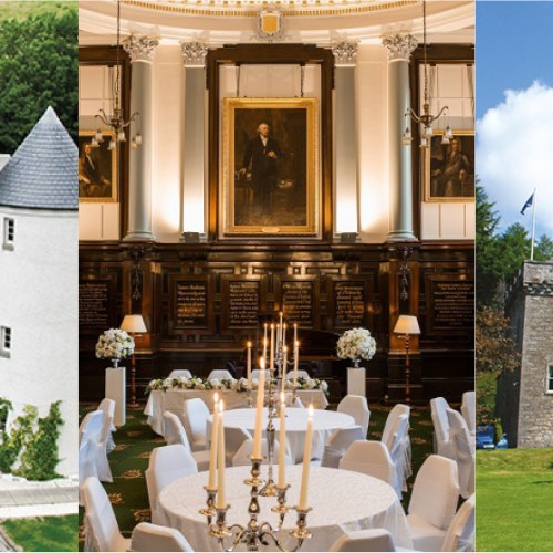 33 Of The Most Unusual Wedding Venues In Scotland 2017