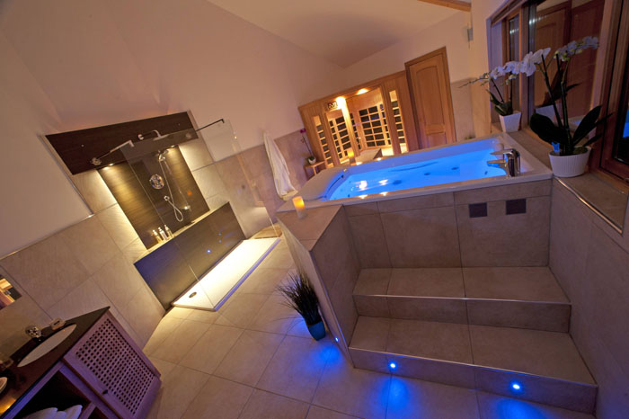 Whitefalls Spa Lodges