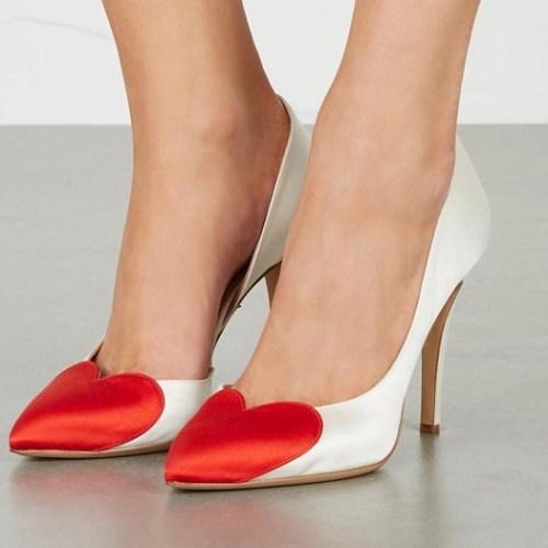 Charlotte Olympia Bridal Shoes Uk