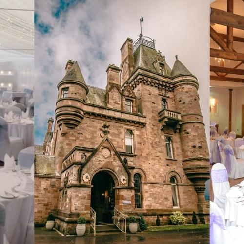 Wedding Reception Venue Hire Edinburgh Scotland: 33 Of The Most Unusual Wedding Venues In Scotland 2017