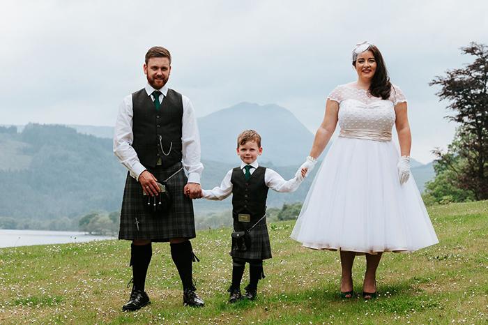 Struve Photography wedding Scotland Altskeith House