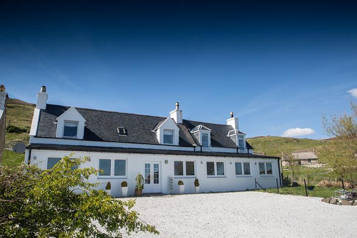 Coruisk House Elopement Scotland