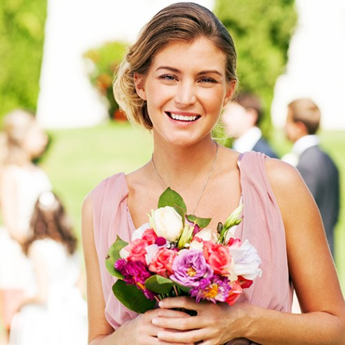 Britain's best bridesmaid