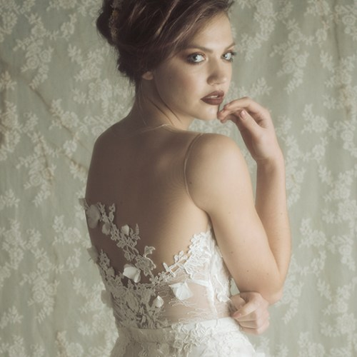 gothic bridal