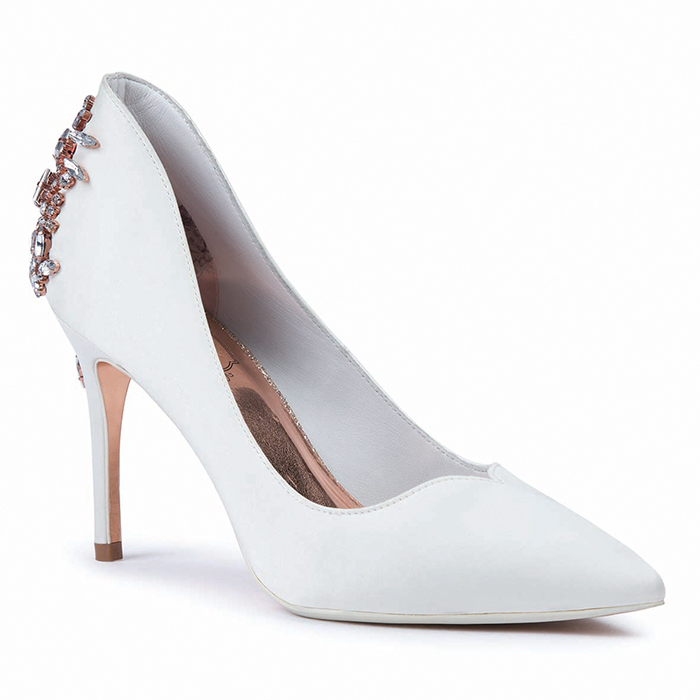 4aad71f1791 Ted Baker brings bridal shoe personalisation service to Glasgow!
