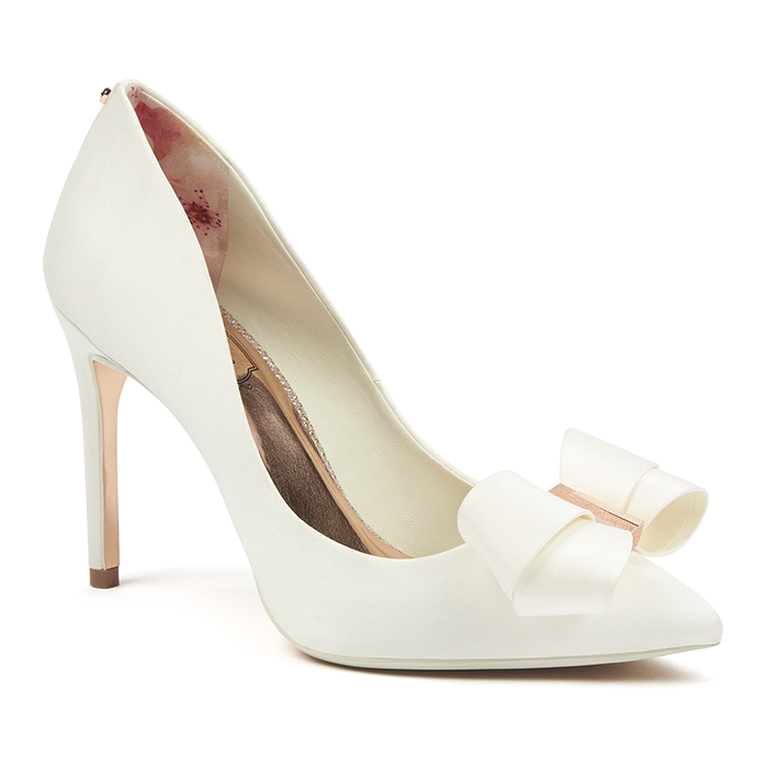 fa608e984845f6 Ted Baker brings bridal shoe personalisation service to Glasgow!