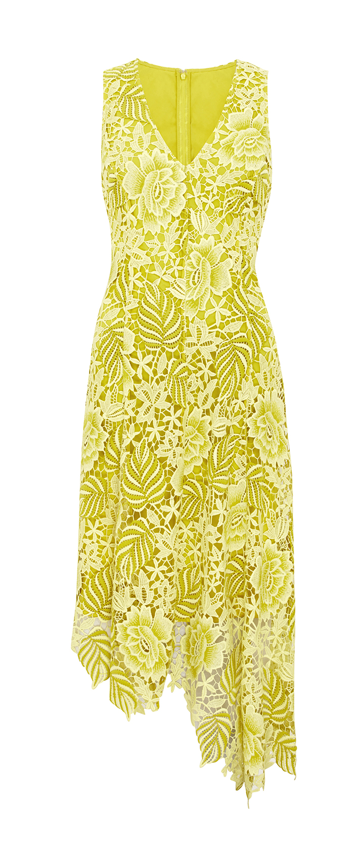 Our pick of the best yellow bridesmaid and wedding guest dresses ...