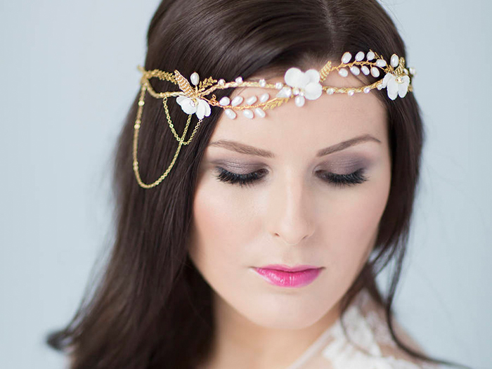 The Best Bridal Hair Accessories In Scotland Whatever Your Budget