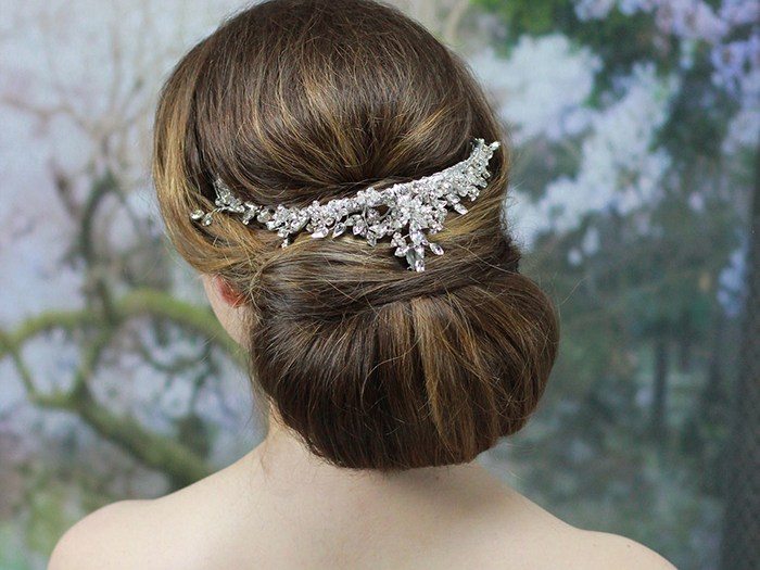 Lily Luna Bridal Budget Hair Accessories Scotland