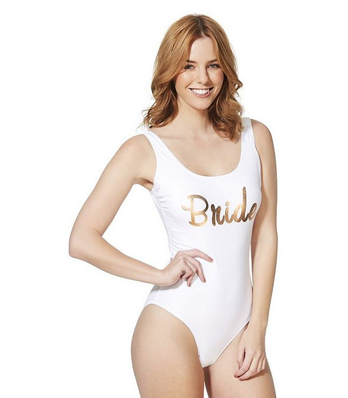 Youll Never Guess Where This Hen Party Swimwear Is From