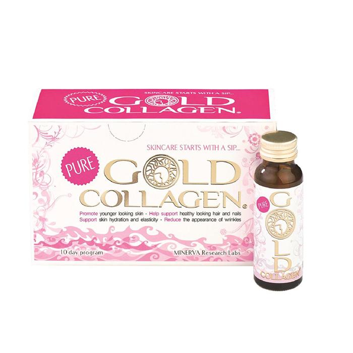 bridal beauty skin supplement PURE GOLD COLLAGEN