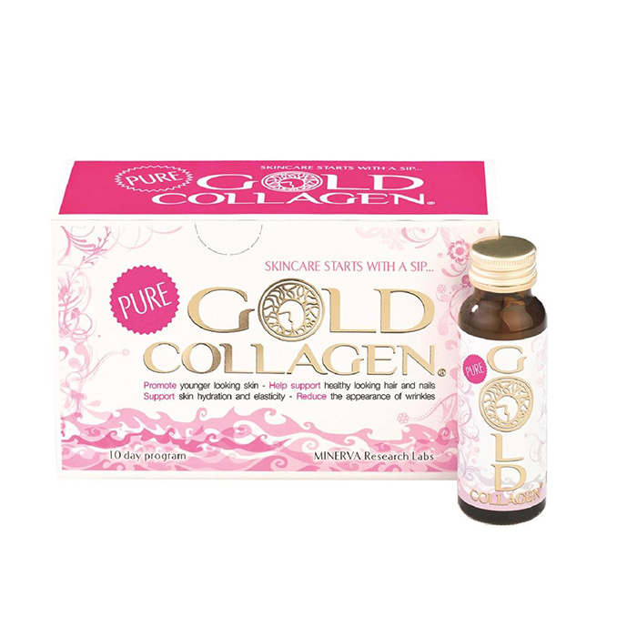 bridal beauty skin supplement PURE GOLD COLLAGEN
