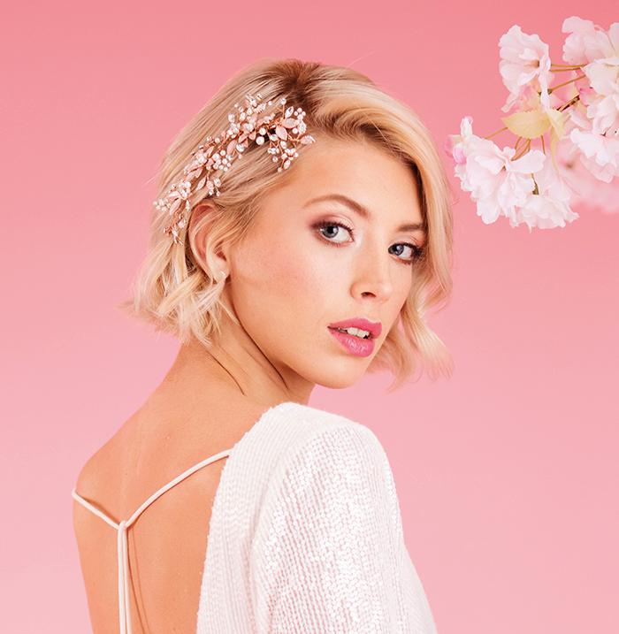 Photogenic wedding make-up Sharon Cuthbert