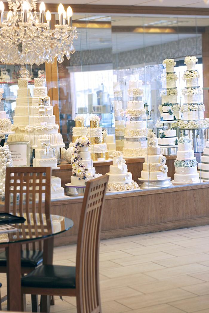 Special Days Cakes wedding cake