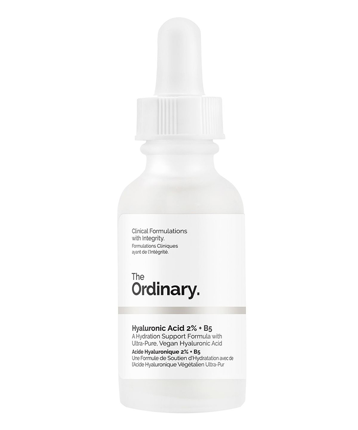 Bridal Beauty Secret how to hydrate skin The Ordinary Hyaluronic Acid + B5