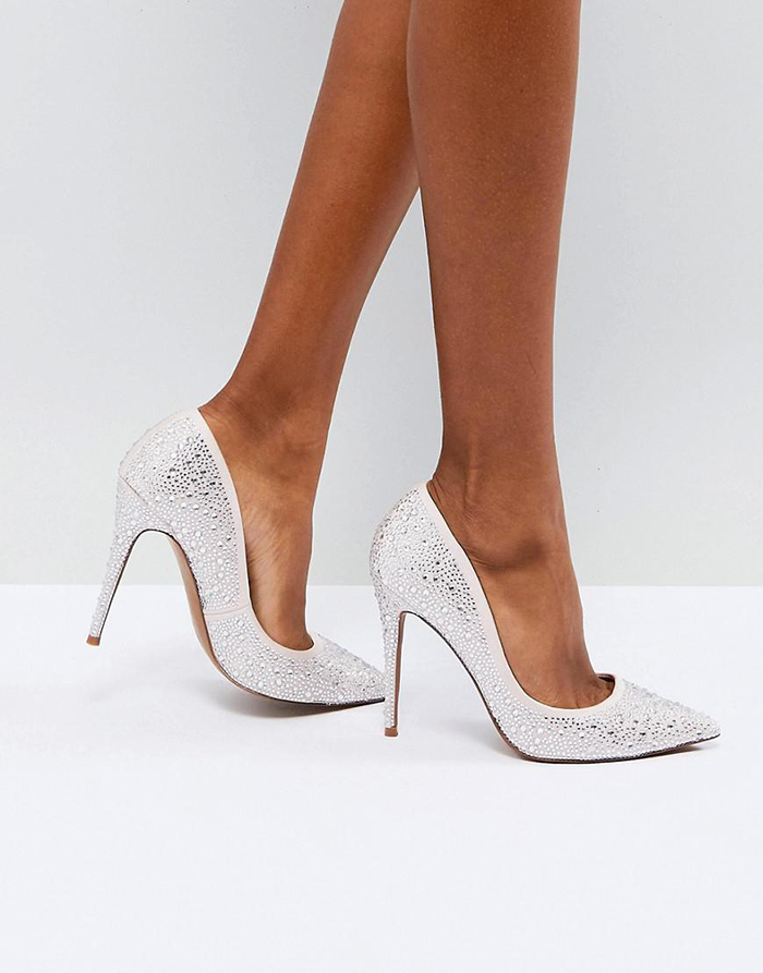 2a0a48e8dba Shoe of the week sale special  25 budget-friendly ASOS bridal shoes