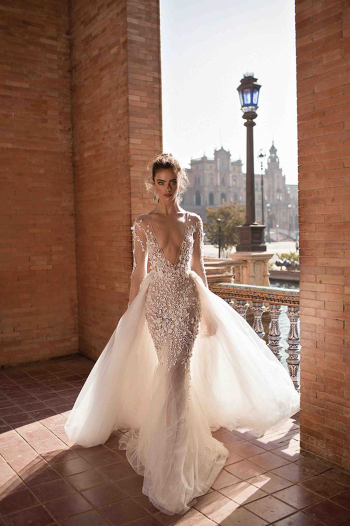478d403b447c Berta's avant-garde designs have taken the bridal world by storm. Her  artistic approach to bridal fashion has managed to surprise even the most  influential ...