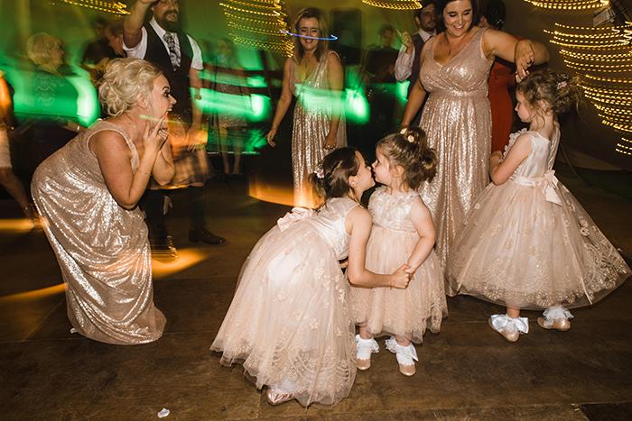Photos by Zoe rustic PapaKåta tipi wedding - dancing