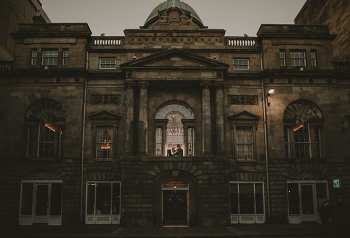 The Trades Hall of Glasgow