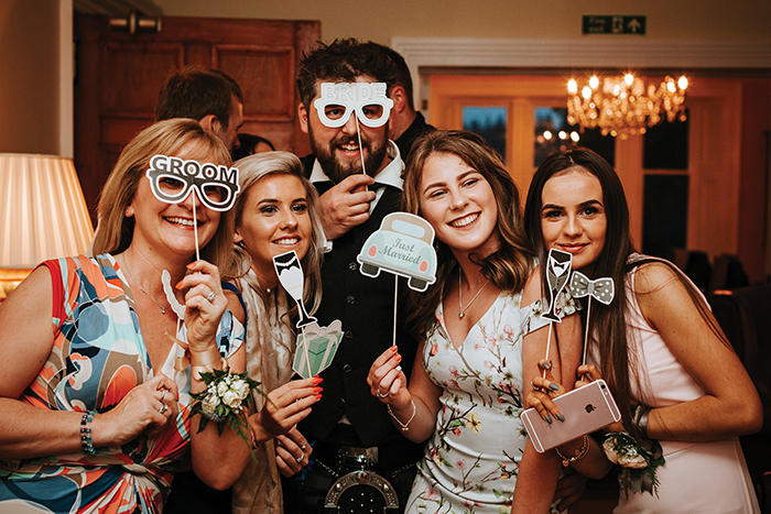 keep your wedding guests happy