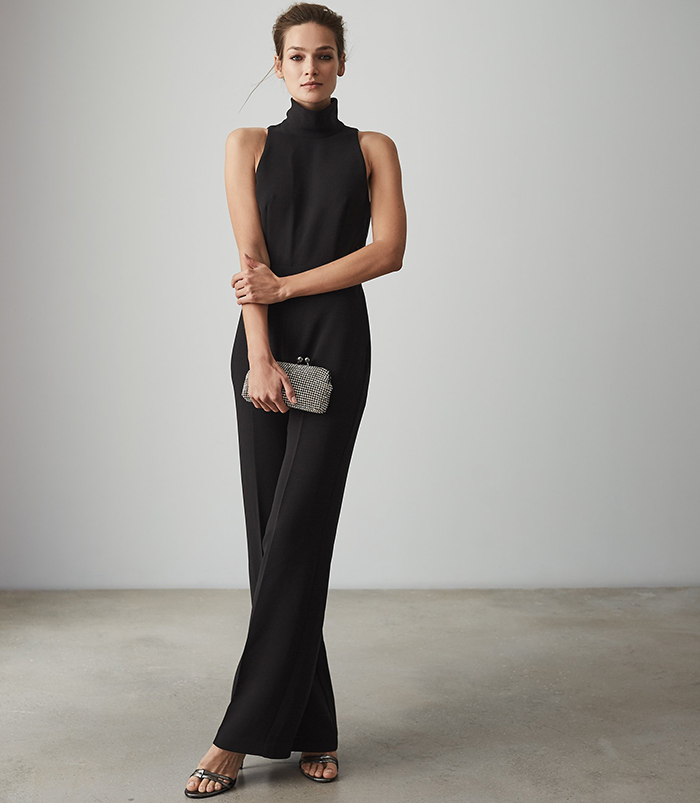 What to wear to a winter wedding - Reiss