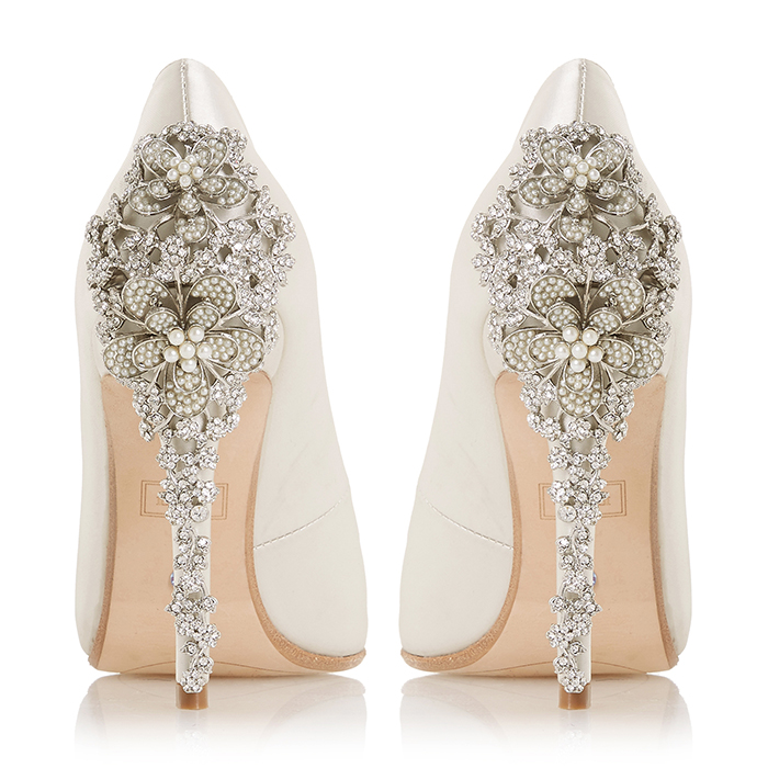 Dune wedding shoes - Be Wed