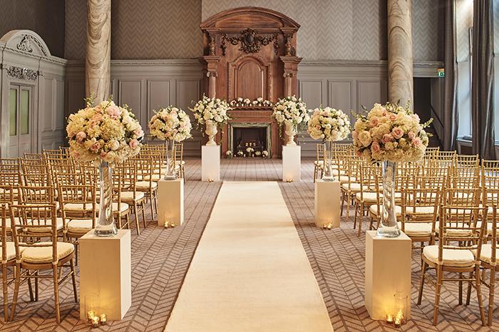 Grand Central Hotel Wedding Showcase