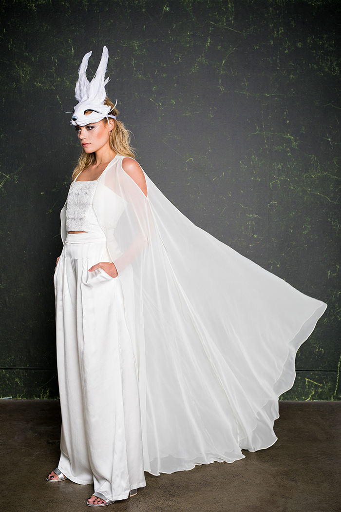 0d18c80b35 House of Ollichon are the only bridal collection in the world ...