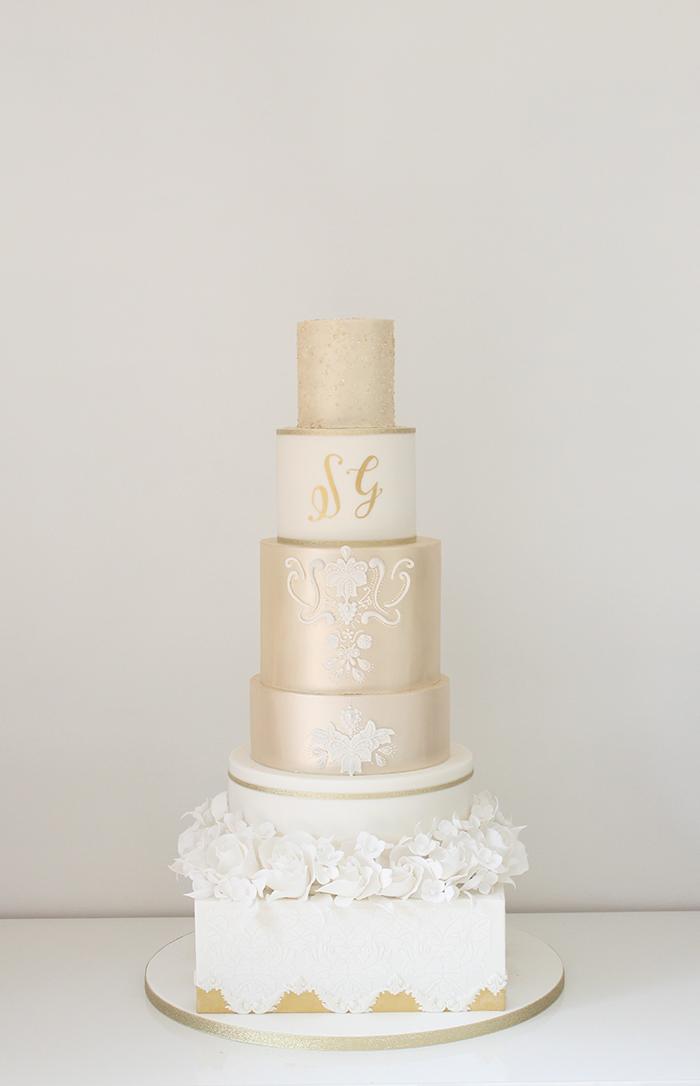 wedding cake bonnie wee cake