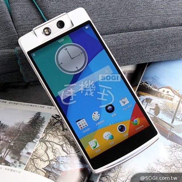 OPPO主打翻轉鏡頭的N系列手機 開發已暫停