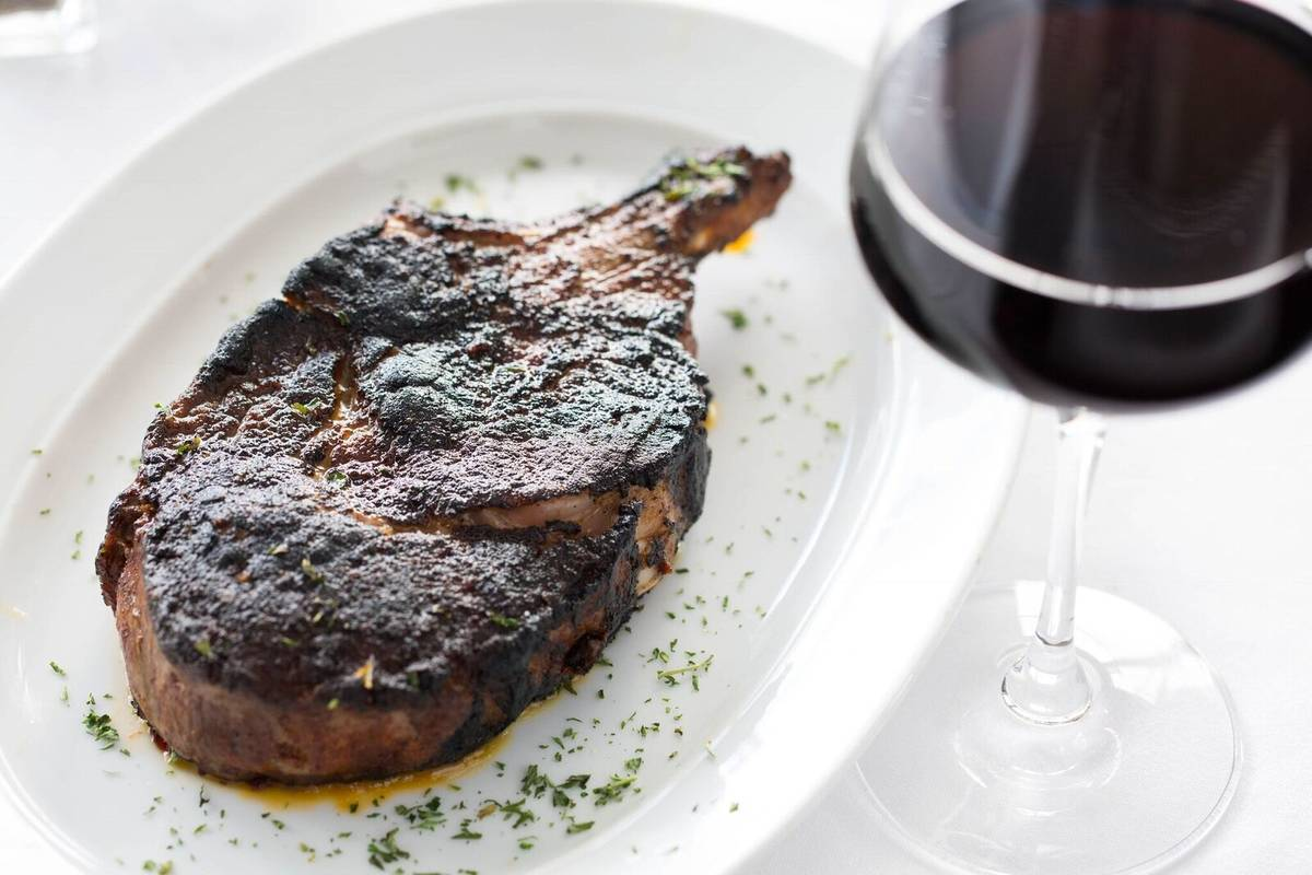 Steak Houses Houston Tx