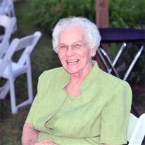 Margaret Felts Elliott