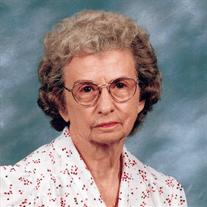 Evelyn Virginia Vincent